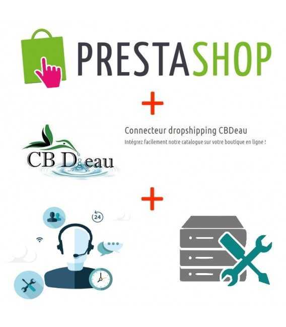 Boutique Prestashop et Module
